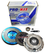 Exedy Clutch Kit & FX Aluminum Flywheel Baja Forester Impreza RS Legacy 2.5L N/T