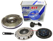 Exedy Clutch Kit & Slave & Flywheel 00-04 Ford Focus S2 SE ZTS ZTW ZX3 ZX5 2.0L DOHC
