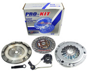 Exedy Clutch Kit & Slave & GF HD Flywheel 95 & Cavalier Grand Am Malibu Sunfire 2.3 2.4L