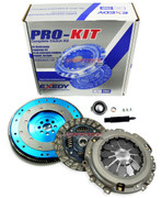 Exedy Clutch Pro-Kit & 8Lbs Aluminum Flywheel Acura Rsx Type-S Civic Si K20 6Sp