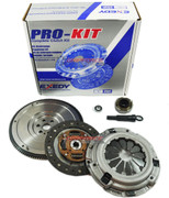 Exedy Clutch Pro-Kit & HD Nodular Flywheel for 1989-1991 Honda Civic / CRX 1.5L 1.6L D15 D16 SOHC