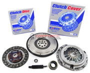 Exedy Clutch Pro-Kit & HD Flywheel 1992-1993 Acura Integra RS LS GS Gs-R B17 B18