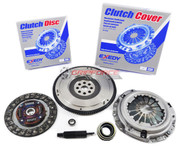 Exedy Clutch Pro-Kit & HD Nodular Flywheel Set for 1990-1991 Acura Integra