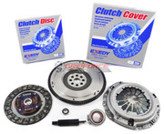 Exedy Clutch Pro-Kit & GF HD Flywheel Integra Civic Si Del Sol VTEC CR-V B16 B18 B20