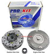 Exedy Modular Clutch & Flywheel Kit 2001-2006 Chrysler Pt Cruiser 2.4L I4 DOHC N/T