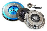 FX HD Clutch Kit & Aluminum Flywheel 9-2X Baja Forester Impreza Legacy 2.5L N/T