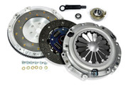 FX HD Clutch Kit & Aluminum Flywheel 93-97 Ford Probe Mazda MX-6 626 Protege 2.0L