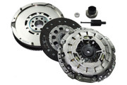 FX HD Clutch Kit & Luk DMF Flywheel 2001-06 BMW M3 E46 S54 Both 6Spd Gear&Smg