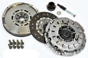 FX HD Clutch Kit & Luk Flywheel BMW 323 325 328 330 525 528 530 Z3 2.5L 2.8L 3.0L