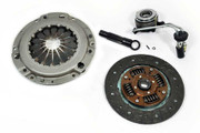 FX HD Clutch Kit & Slave Cylinder 95-99 Cavalier Z24 Malibu Grand Am Sunfire GT Se