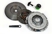 FX HD Clutch Kit & Slave Cylinder & Flywheel 2000-02 Chevy Cavalier Pontiac Sunfire 2.2L