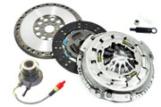 FX HD Clutch Kit & Slave & Forged Light Race Flywheel 97-04 Corvette 5.7 LS1 Z06 LS6