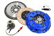 FX Mf Clutch Kit & Slave & Chromoly Flywheel 1997-04 Chevy Corvette 5.7L LS1 Z06 LS6