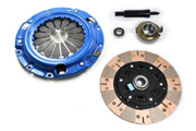 FX Multi-Friction Clutch Kit 92-95 Mazda Mx3 1.8L V6 90-91 Protege 4WD 1.8L 4Cyl