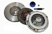 FX Premium Clutch Kit & HD Flywheel Pkg 2001-2009 Mazda B2300 2.3L 4Cyl