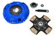 FX Racing 4-Puck Stage 3 Clutch Kit Set Crv B20 Integra B18 Civic Si Delsol B16