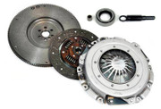 FX Racing Clutch Kit & HD Flywheel 89-91 Isuzu Trooper LS S SE XS Suv 2.8L 6Cyl