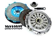 FX Racing HD Clutch Kit & Aluminum Flywheel 00-05 Eclipse GT GTS Spyder 3.0L SOHC