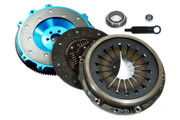 FX Racing HD Clutch Kit & Aluminum Flywheel 1987-92 Toyota Supra 3.0L Turbo 7MGTE