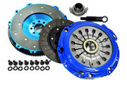 FX Racing Stage 2 Clutch Kit & Aluminum Flywheel 2000-05 Mitsubishi Eclipse GT Gts