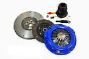 FX Racing Stage 2 Clutch Kit & Slave Cylinder & HD Flywheel 2001-09 Mazda B2300 2.3L