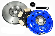 FX Racing Stage 3 Clutch Kit & Flywheel 91-99 Saturn SC SL SW Series 1.9 1.9L