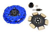 FX Racing Stage 3 Clutch Kit 1997-2003 BMW 540I E39 4.4L V8 DOHC 6 Speed