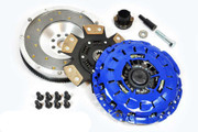 FX Racing Stage 3 Clutch Kit & Fidanza Flywheel BMW 323 325 328 330 525 528 530 Z3
