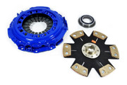FX Racing Stage 3 Rigid Clutch Kit 93-98 Toyota Supra Twin Turbo 3.0L 2Jzgte