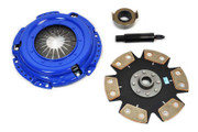 FX Racing Stage 4 Ceramic Clutch Kit For 1990-1991 Honda Prelude All Models