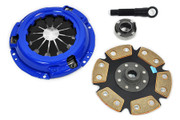 FX Racing Stage 4 Clutch Kit 86-89 Integra 1.6L 83-87 Honda Accord Prelude 1.8L