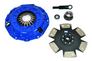 FX Racing Stage 4 Clutch Kit Honda Passport 2.6L Isuzu Amigo Rodeo 2.2L 3.2L