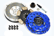 FX Racing Stage 4 Clutch Kit & Fidanza Flywheel BMW 323 325 328 330 525 528 530 Z3