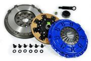 FX Seg Kevlar Clutch Kit & Chromoly Flywheel Audi A4 Quattro B5 VW Passat 1.8T