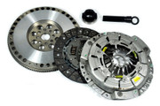 FX Spec Clutch Kit & Chromoly Flywheel 00-02 Saturn SC1 SC2 SL SL1 SL2 SW2 1.9L
