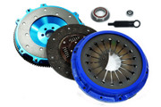 FX Stage 1 Clutch Kit & Aluminum Flywheel 1987-1992 Toyota Supra Turbo 3.0L 7MGTE