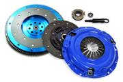 FX Stage 1 Clutch Kit & Aluminum Flywheel 9-2X Baja Forester Impreza Legacy 2.5L