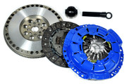 FX Stage 1 Clutch Kit & Chromoly Flywheel 00-02 Saturn SC1 SC2 SL SL1 SL2 SW2 1.9L
