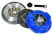 FX Stage 1 Clutch Kit & Chromoly Flywheel 00-02 Saturn SC1 SC2 SL SL1 SL2 SW2 1.9L