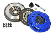 FX Stage 1 Clutch Kit & Chromoly Flywheel 99-00 BMW 328I E46 528I E39 Z3 2.8L M52
