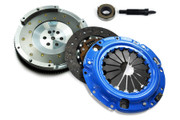 FX Stage 1 Clutch Kit & Fidanza Flywheel Eclipse Talon Laser AWD 2.0L Turbo 6-Bolt