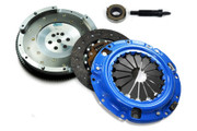 FX Stage 1 Clutch Kit & Fidanza Flywheel Eclipse Talon Laser FWD 2.0L Turbo 6-Bolt