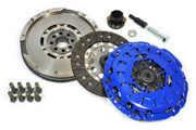 FX Stage 1 Clutch Kit & Luk Flywheel 99-00 BMW 328I 328Ci E46 528I E39 Z3 2.8L M52
