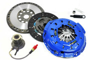 FX Stage 1 Clutch Kit & Slave & Forged Race Flywheel 97-04 C5 Corvette 5.7L LS1 LS6
