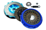 FX Stage 2 Clutch Kit & Aluminum Flywheel 1987-1992 Toyota Supra Turbo 3.0L 7MGTE