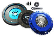FX Stage 2 Clutch Kit & Aluminum Flywheel Corrado Golf GTI Jetta Passat 2.8L VR6