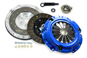 FX Stage 2 Clutch Kit & Aluminum Flywheel Ford Probe Mazda MX-6 626 Protege 2.0L