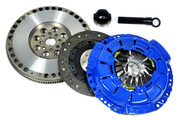 FX Stage 2 Clutch Kit & Chromoly Flywheel 00-02 Saturn SC1 SC2 SL SL1 SL2 SW2 1.9L