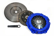 FX Stage 2 Clutch Kit & Flywheel 1995-1999 Chevy Cavalier Pontiac Sunfire 2.2L Ohv