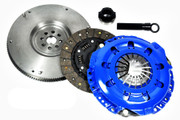FX Stage 2 Clutch Kit & HD Flywheel 1991-1999 Saturn SC SL SW Series 1.9L